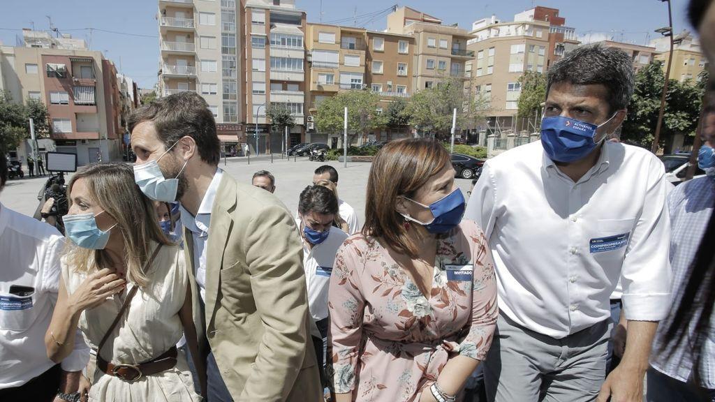 """Casado pide al Gobierno que no se """"lave las manos con los rebrotes"""" y exige al Ejecutivo """"credibilidad"""" en Europa"""