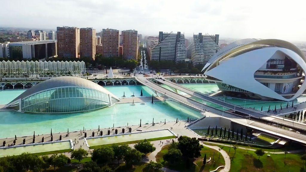 Valencia Viajeros Cuatro Temporada 3 Programa 31