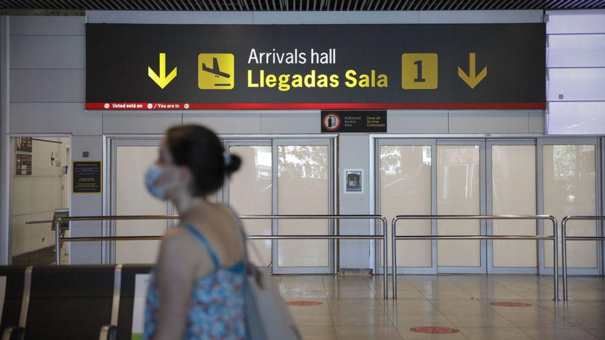 España saca a Serbia y Montenegro de la lista de terceros países autorizados para viajar