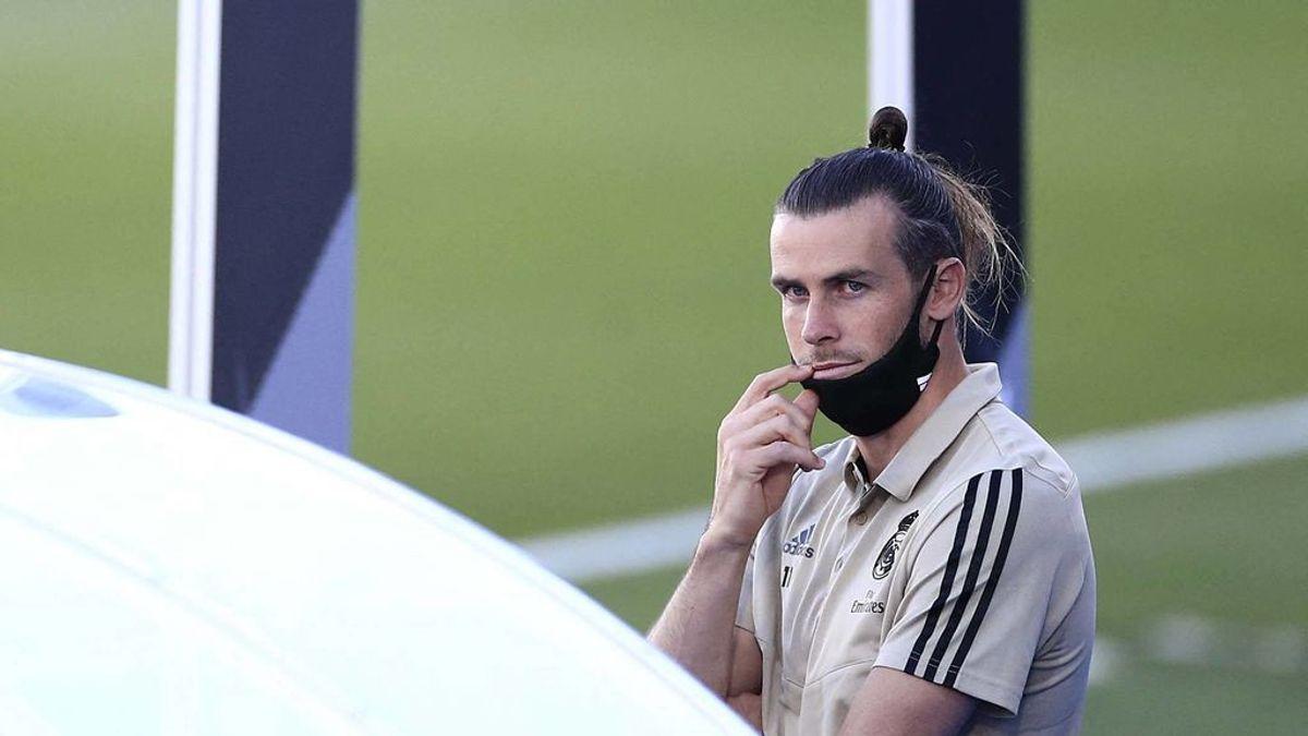Bale, fuera de la convocatoria por decisión técnica: el galés con el futuro fuera del Real Madrid