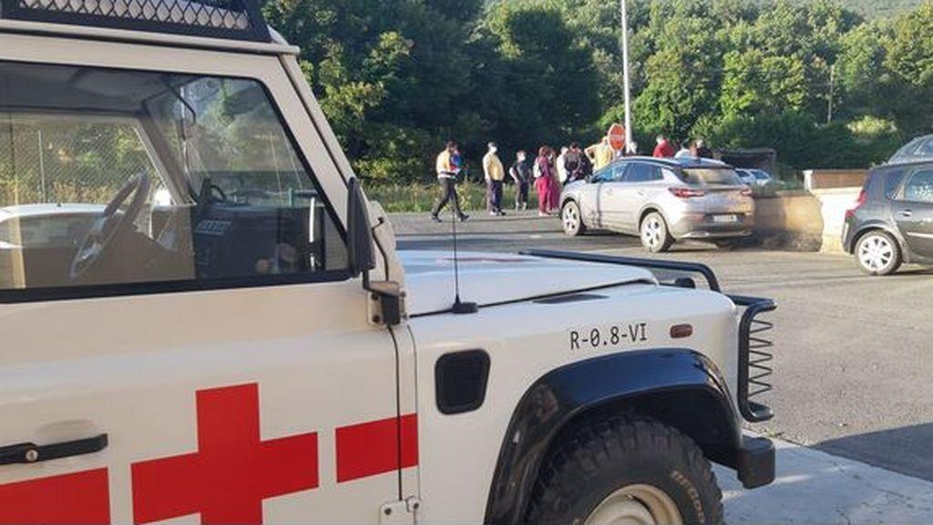 Reanudan la búsqueda del varón de 77 años desaparecido en la zona de Bernedo (Álava)