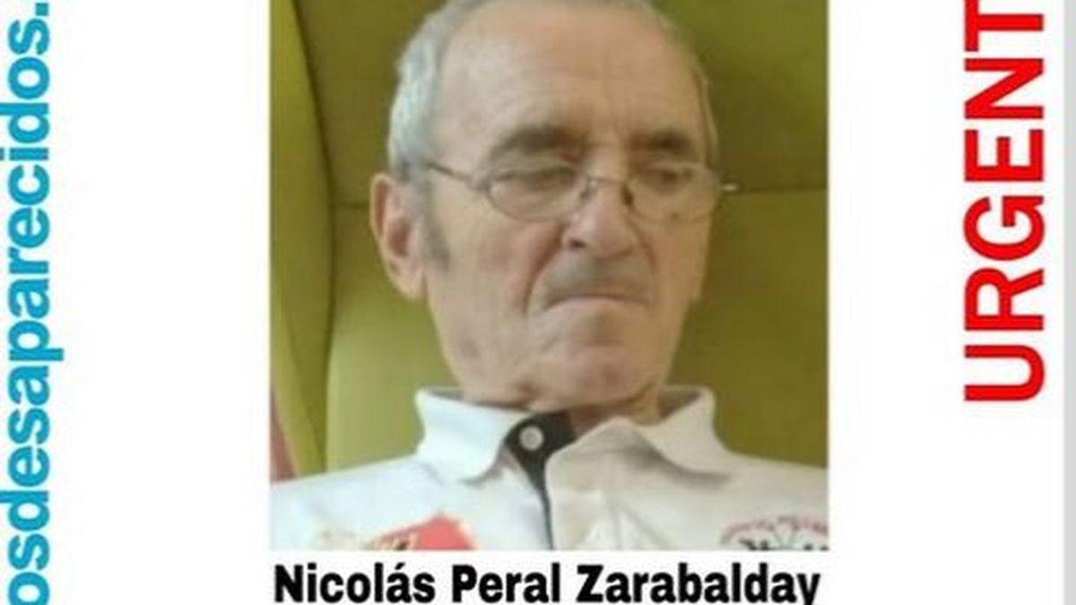 Reanudan la búsqueda de Nicolás Peral, desaparecido en la zona de Bernedo (Álava)