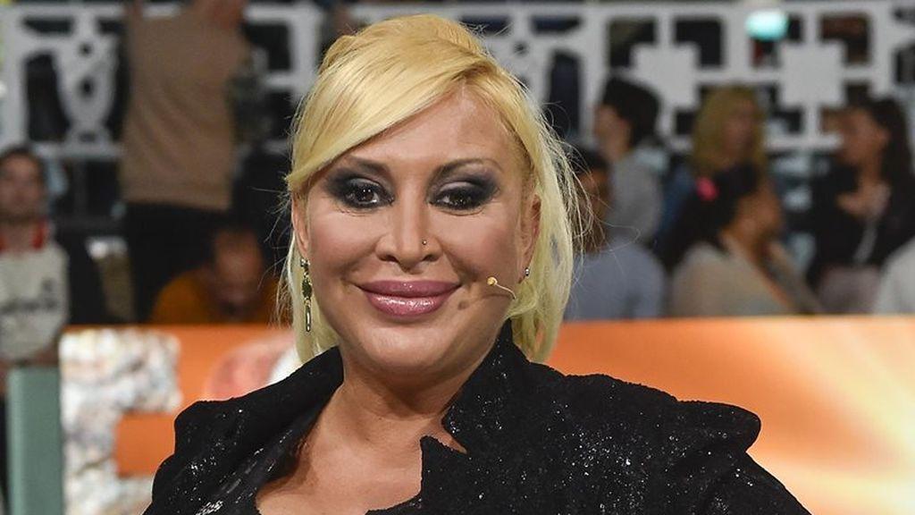 Raquel Mosquera, cuestionada como peluquera