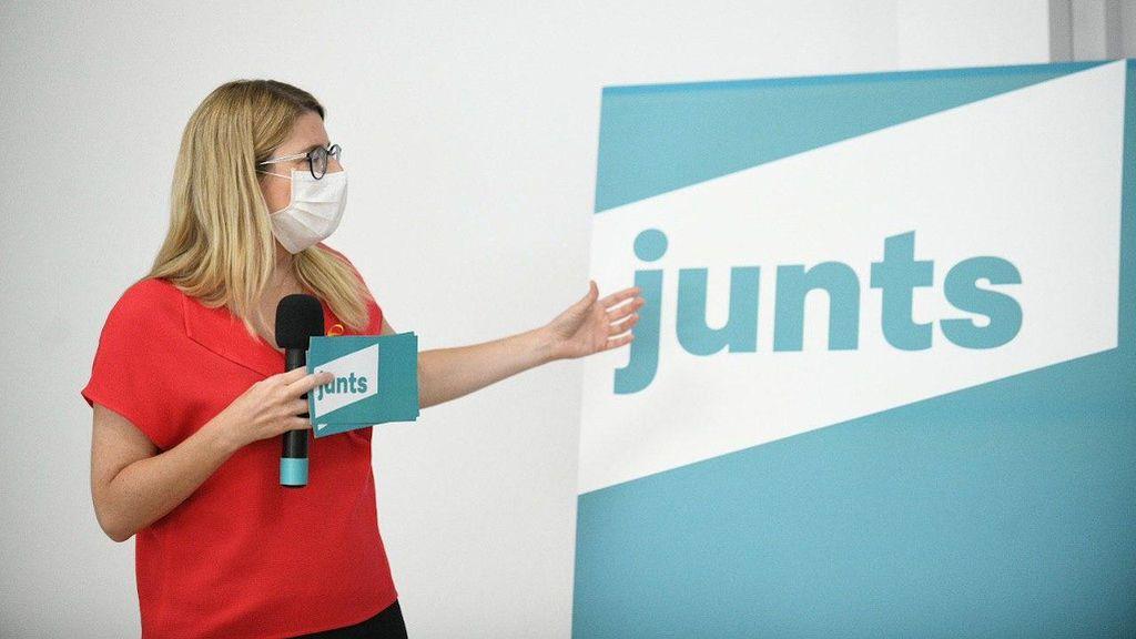El partido de Puigdemont revela su nueva identidad: Junts