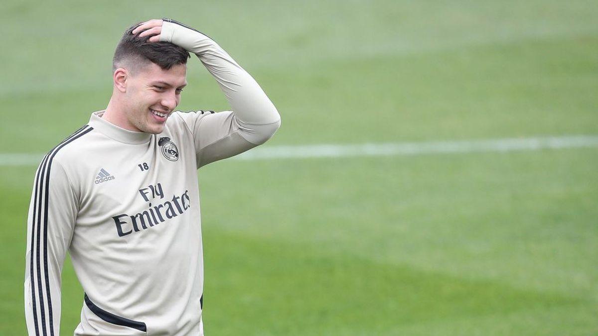 Jovic ya tiene pretendiente: el Nápoles estaría dispuesto a fichar al jugador serbio