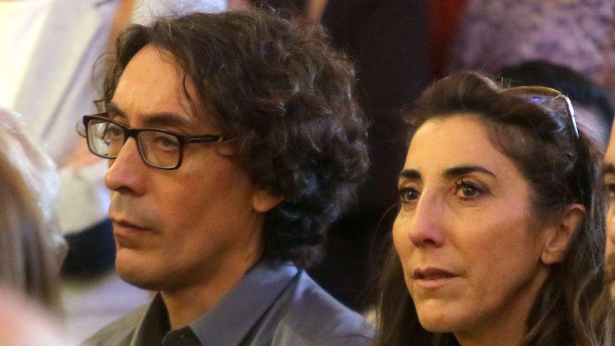 Muere Antonio Vidal, marido de Paz Padilla, tras un año de lucha contra el cáncer