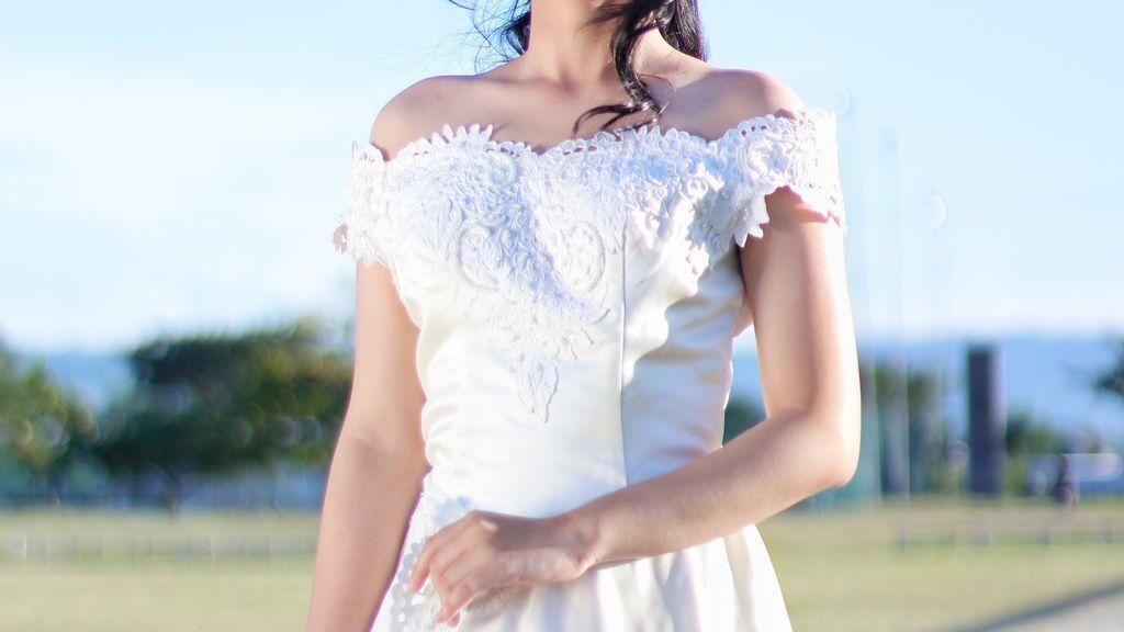 Tipos de escote para vestidos de novia