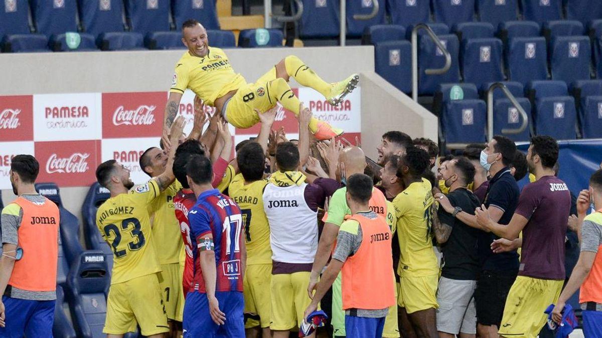 Oficial: Cazorla ficha por Al-Sadd, el equipo de Xavi Hernández