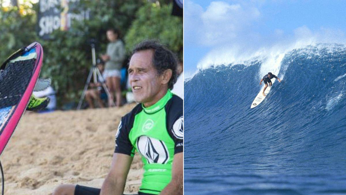 Fallece la leyenda del surf Derek Ho a los 55 años, víctima de un ataque al corazón