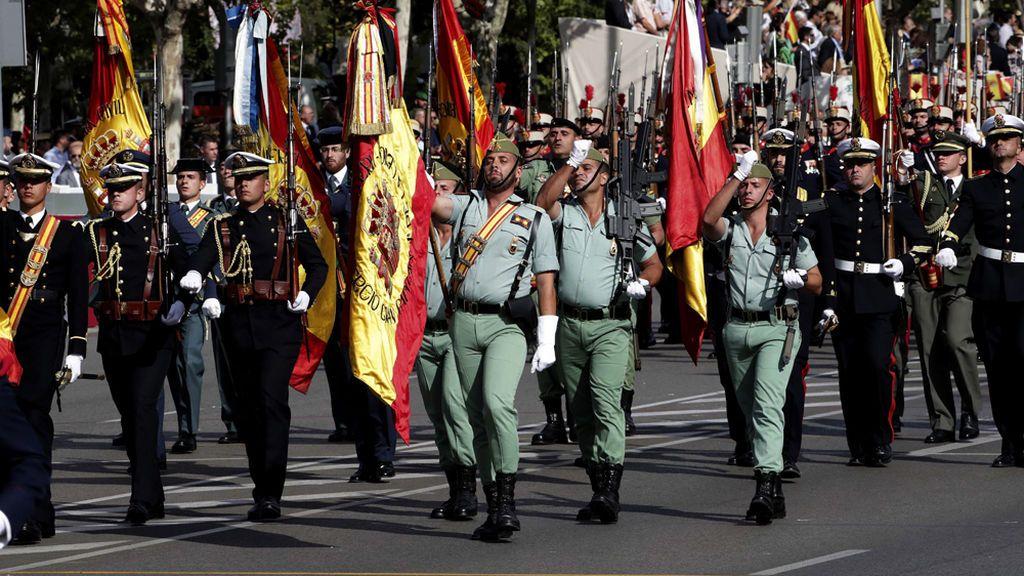 Suspendido el desfile del 12 de octubre