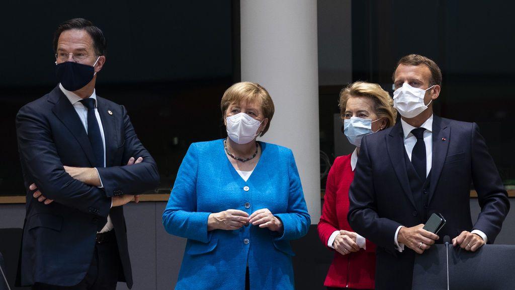 Cumbre europea cuarto día negociaciones