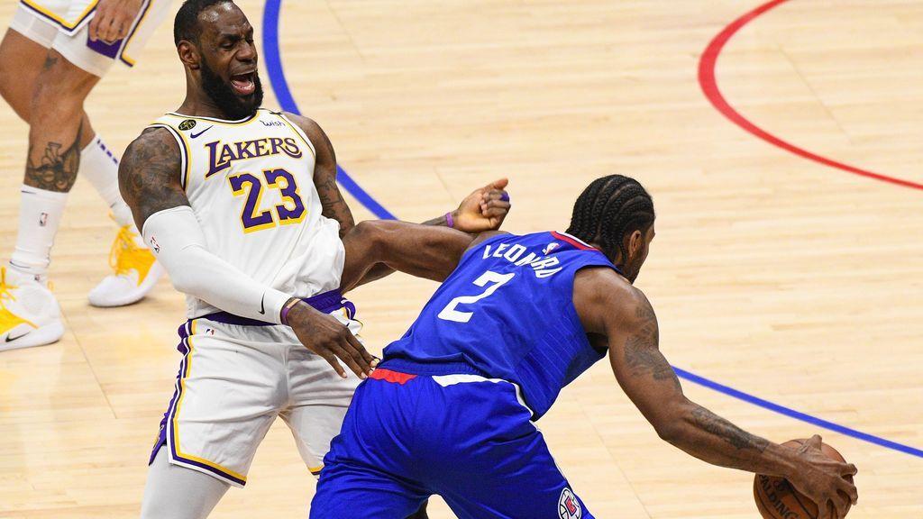 Quiénes son los mejores aleros de la NBA
