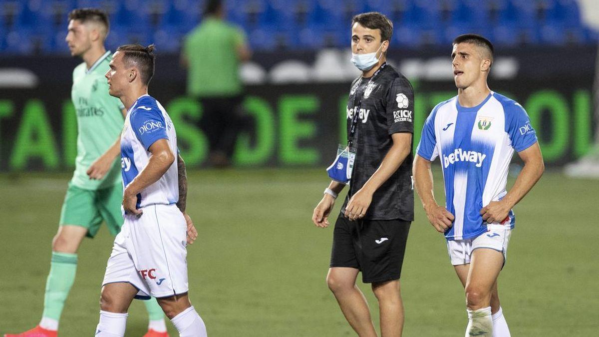 El Leganés, indignado con el VAR: el penalti a Jovic no señalado pudo dejar al equipo pepinero en Primera