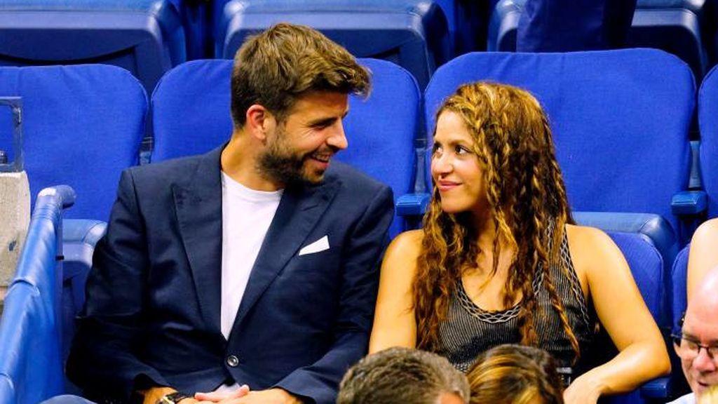 Shakira y Piqué se conocieron en el Mundial de África, cuando ella rodó el 'Waka Waka'.