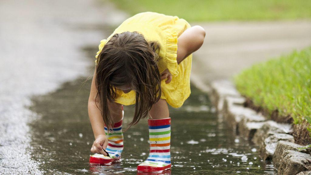La lluvia y sus encantos: el motivo por el que huele tan bien