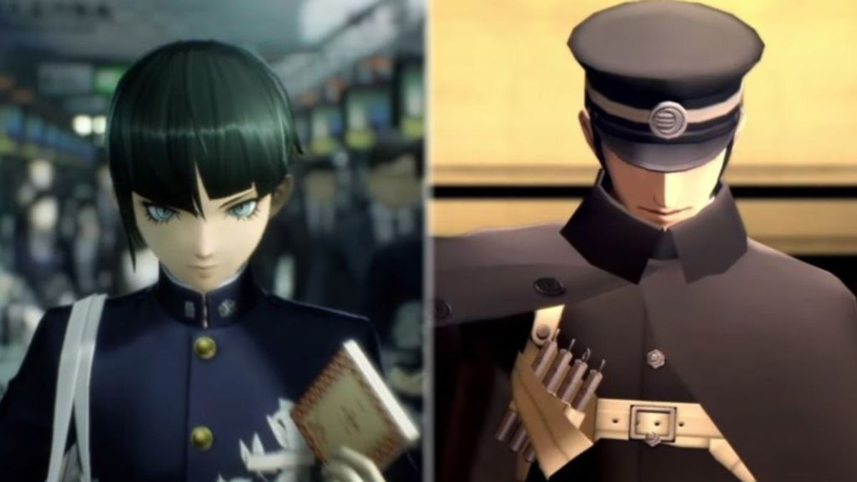 Shin Megami Tensei V y III Remastered