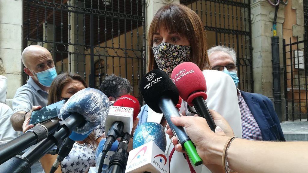 PNV y PSE-EE se reúnen por primera vez desde el 12-J para renegociar su pacto de Gobierno