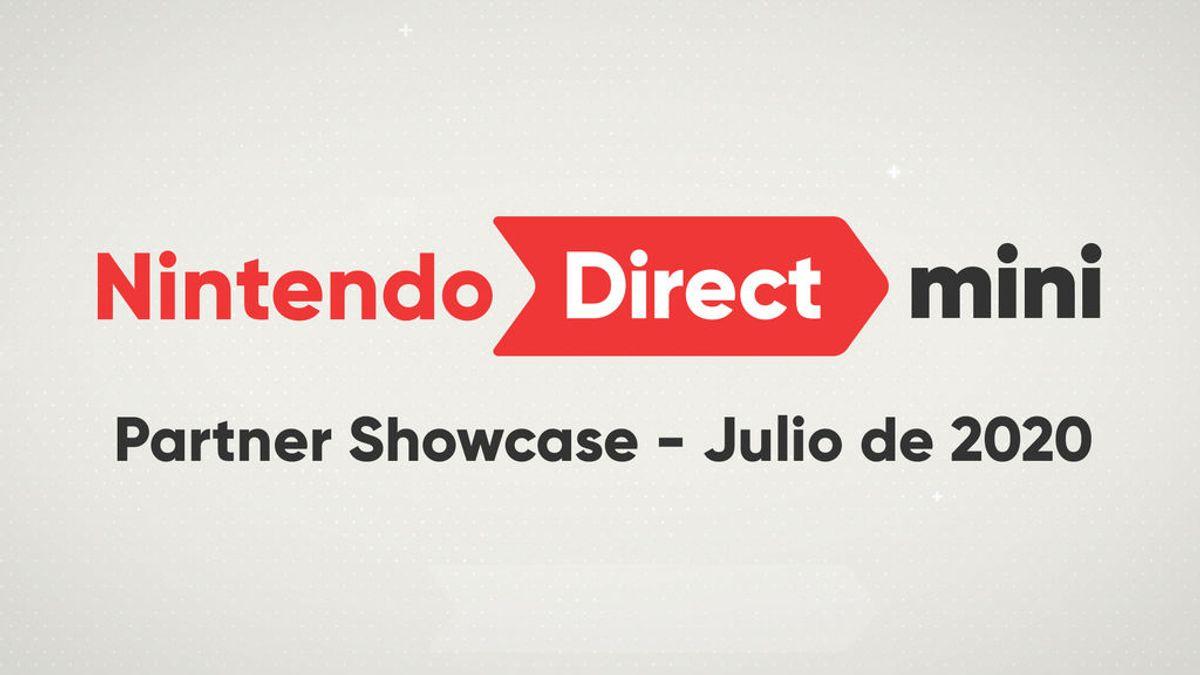 Sigue en directo el Nintendo Direct mini de hoy