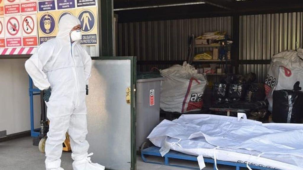 """Los neumólogos reclaman una ley para luchar """"contra la pandemia del amianto"""""""