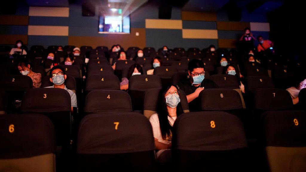 China reabre sus cines seis meses después