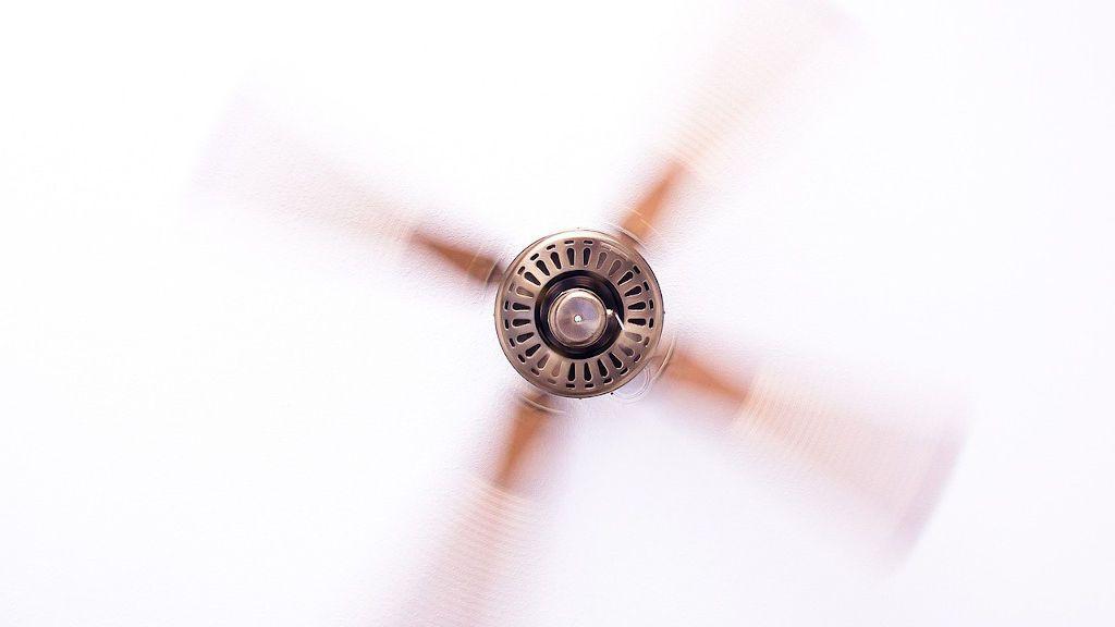 Cómo equilibrar los ventiladores de tu casa para que dejen de hacer ruido