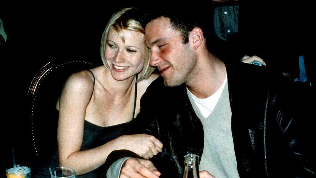 Una de las primeras relaciones conocidas de Ben Affleck fue con Gwyneth Paltrow.