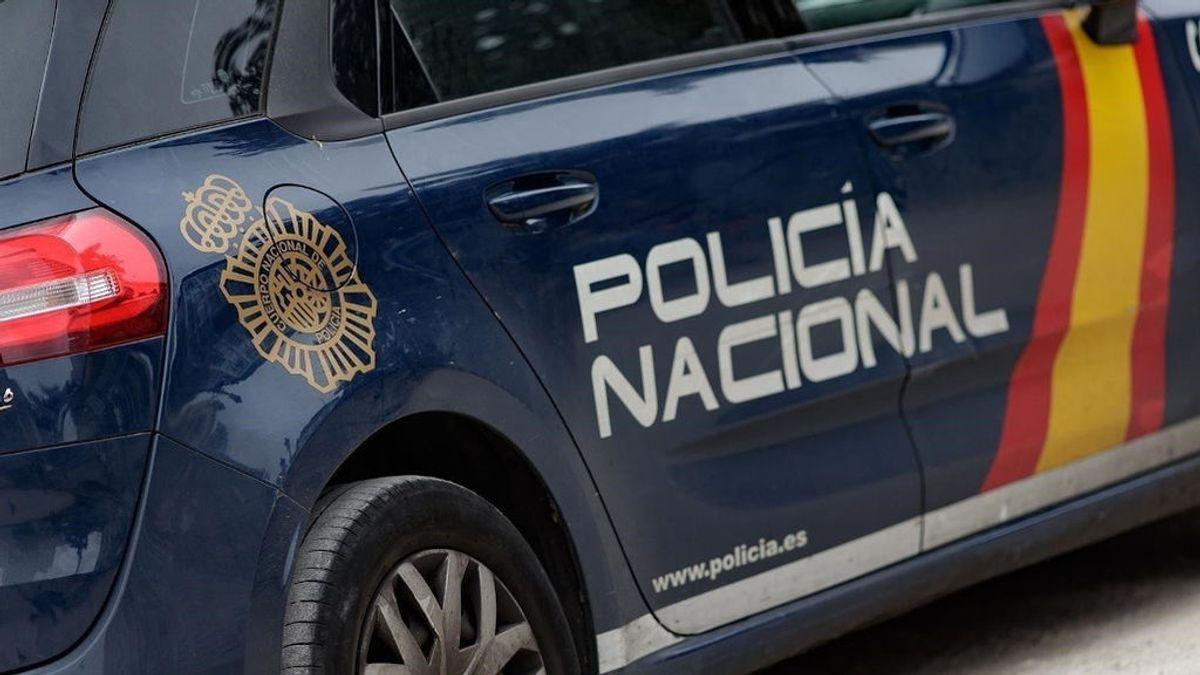 200720 COCHE POLICIA NACIONAL