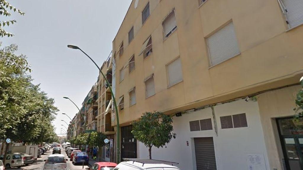 Calle Conquistador Benito de Baños de Córdoba