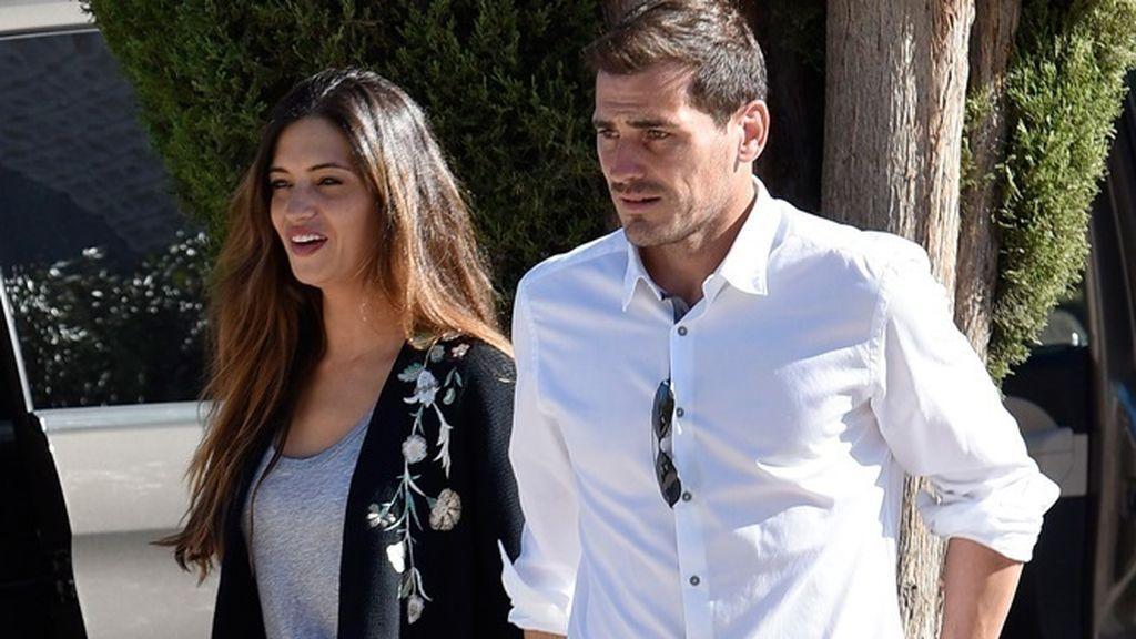 Cinco dormitorios, piscina y sala de juegos: el chalet donde se instalarían Sara Carbonero e Iker Casillas en su regreso a Madrid