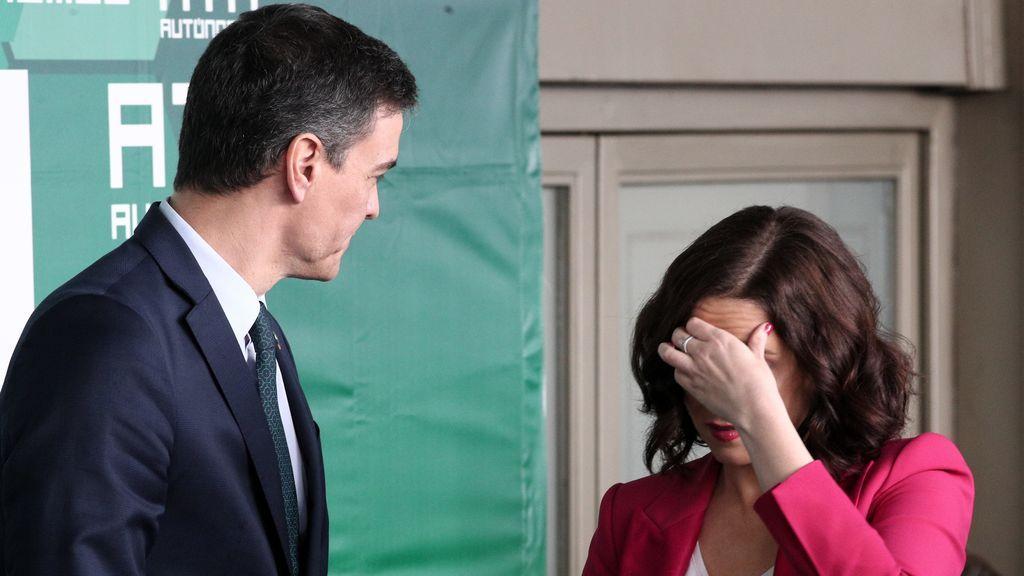 Sánchez e Iglesias tendrán que comparecer en la comisión de residencias en Madrid