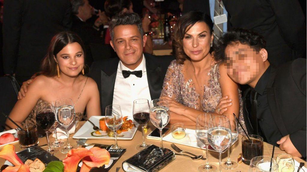 Así son los cuatro hijos de Alejandro Sanz.