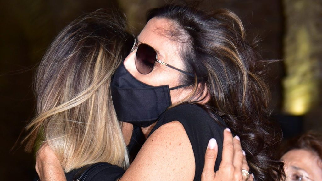"""Paz Padilla dedica un mensaje a su marido Antonio Juan Vidal tras el entierro: """"Siempre estaremos fundidos en uno"""""""
