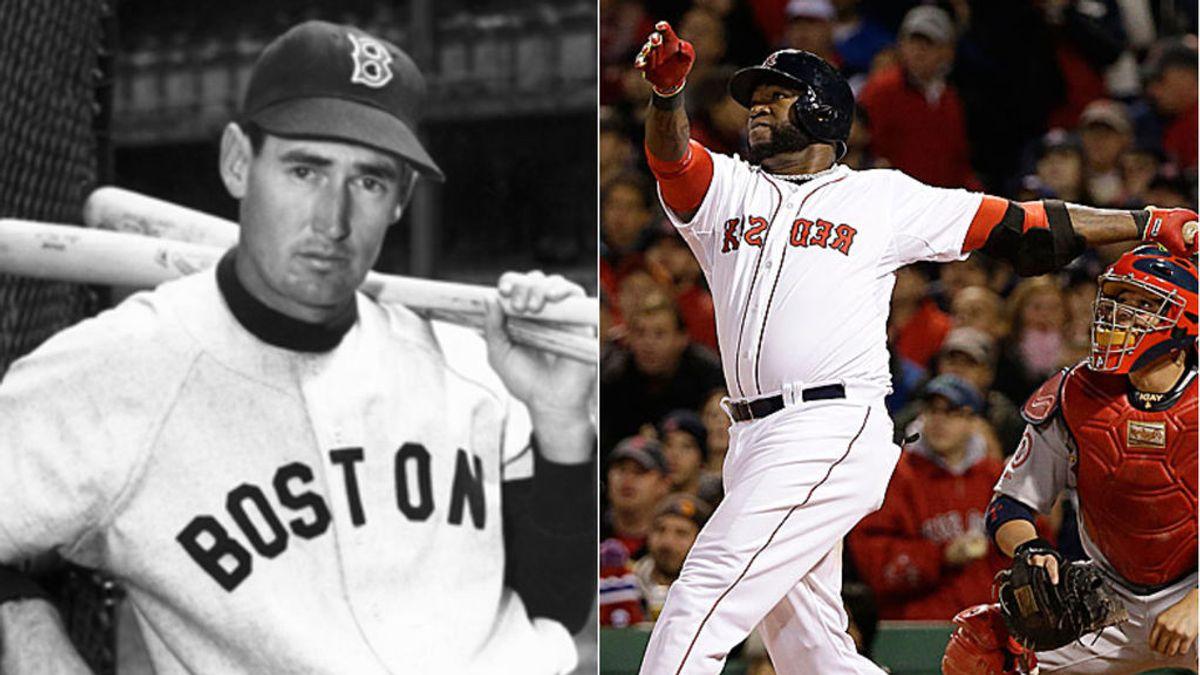 Los mejores jugadores de los Boston Red Sox