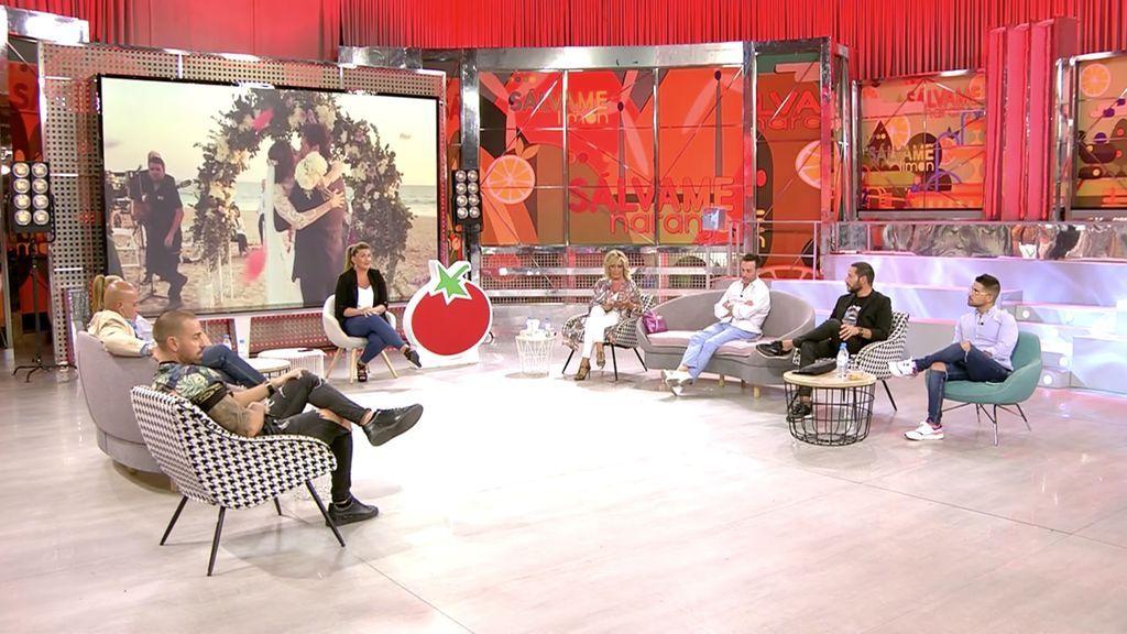 Telecinco roza el 20% en la tarde y duplica a Antena 3, con 'Sálvame Tomate' de nuevo por delante de 'Pasapalabra'