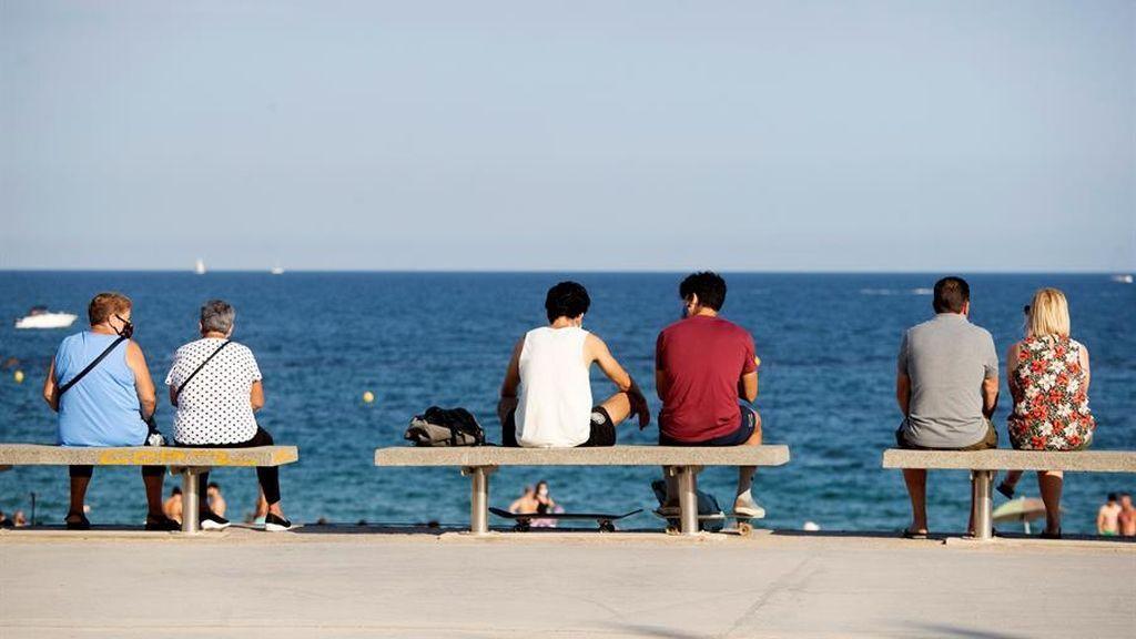 Bajan los contagios en Cataluña en un día: 590 en las últimas 24 horas