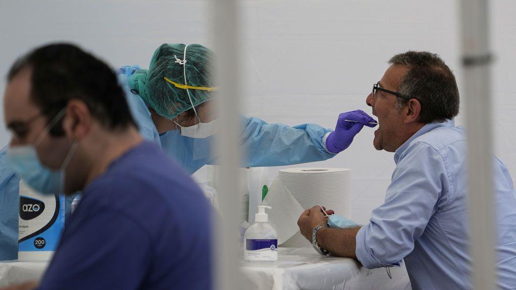 Los tres tipos de test para detectar el coronavirus: la PCR, los serológicos y los rápidos