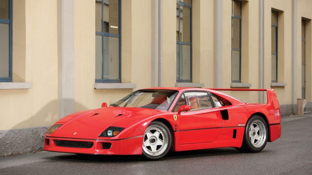 El Ferrari F40 está de aniversario: prestaciones, curiosidades y vida de su creador Enzo Ferrari