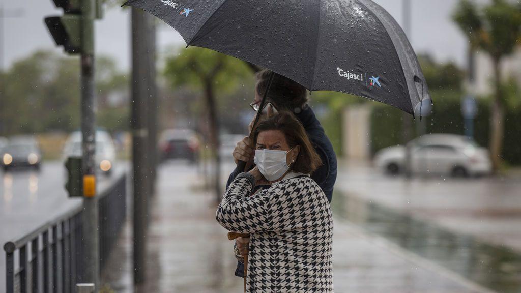 Llega una DANA a España: tormentas y bajada de temperaturas en toda la Península