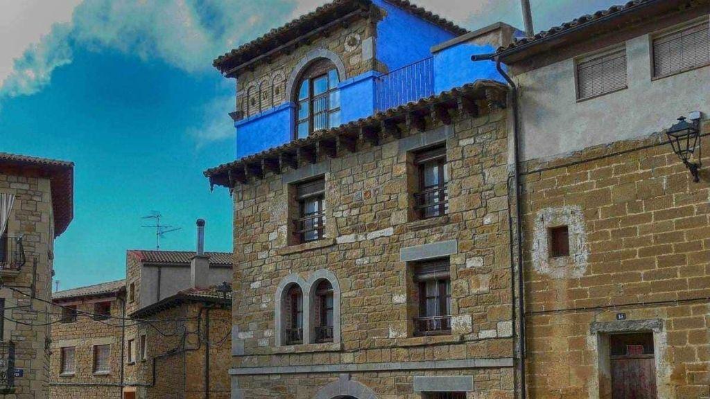 Casa rural mágica de Harry Potter en Zaragoza por 300 euros la noche