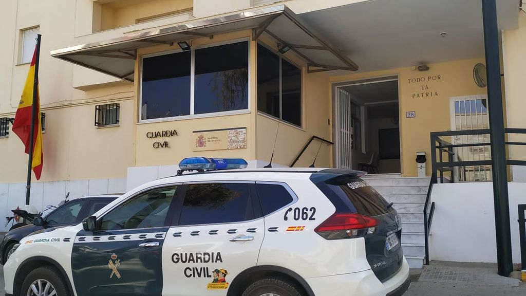 Dependencias de la Guardia Civil en Conil de la Frontera