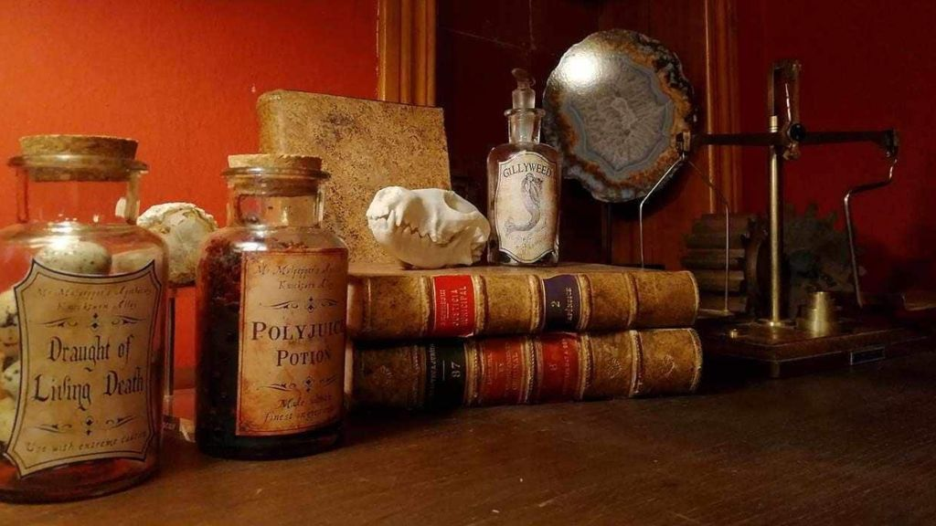 Talleres de pócimas en la casa rural de Harry Potter de Zaragoza