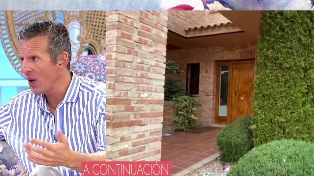 La casa de Belén Esteba y Toño Sanchís
