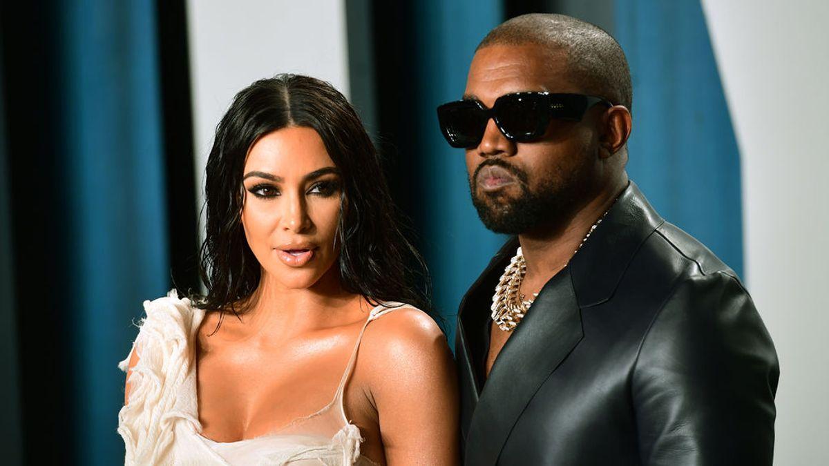 "Kanye West acusa a Kim Kardashian y Kris Jenner de tratar de ""encerrarlo"" en unos 'erráticos' tuits"