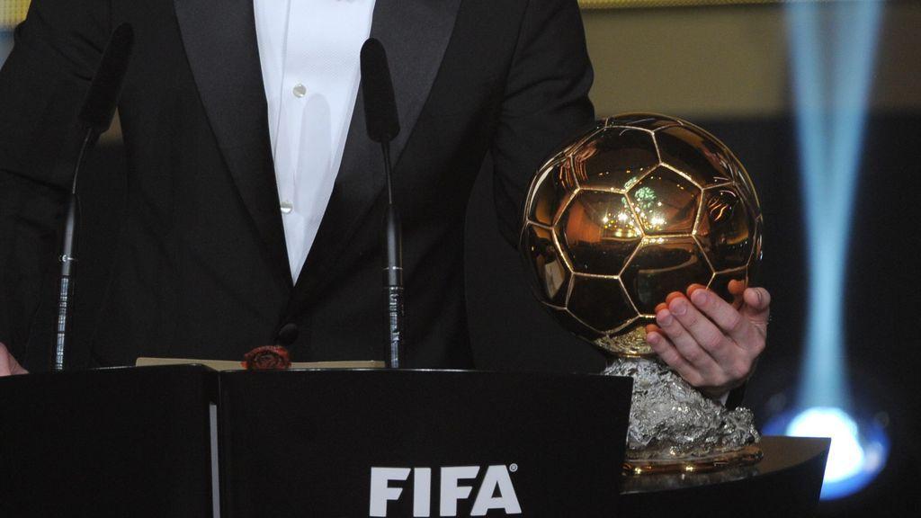 Encuesta: ¿A quién le darías el Balón de Oro si se hubiese celebrado?
