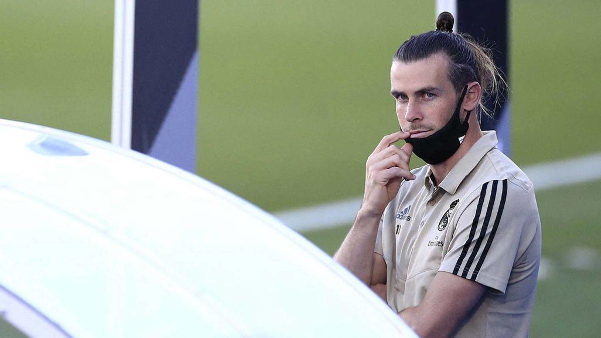 """El agente de Bale confirma que seguirá en el Real Madrid: """"""""Está feliz y con la idea de estar dos años más """""""