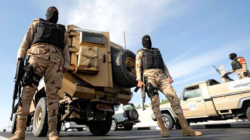 Egipto da luz verde al despliegue de tropas en Libia