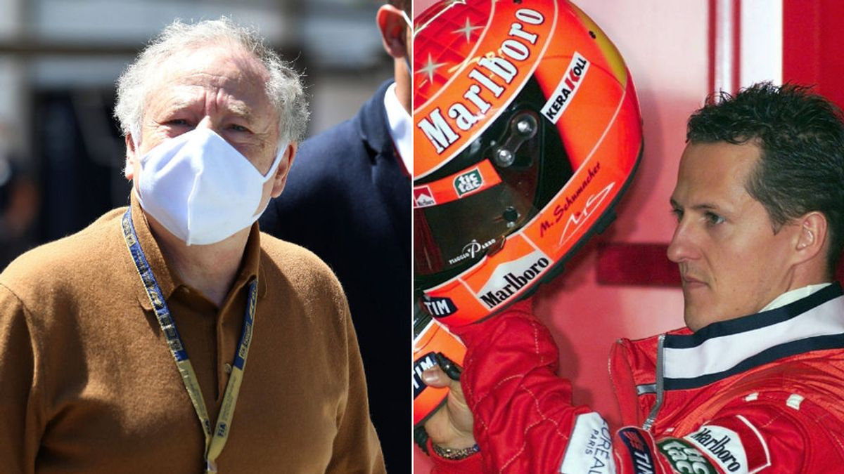 """Jean Todt, presidente de la FIA: """"Vi a Michael Schumacher la semana pasada y espero que el mundo lo vea"""""""