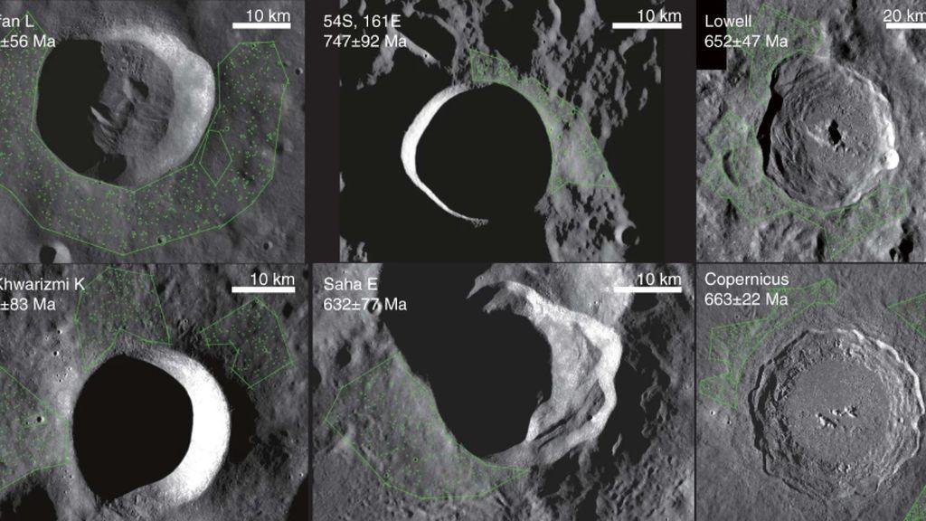 Hace 800 millones de años la Tierra fue bombardeada por asteorides: la vida podría provenir de este hecho