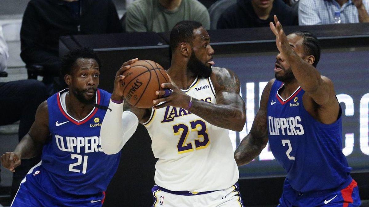 La NBA se convierte en un búnker: reduce a 0 los positivos por coronavirus en sus últimos test
