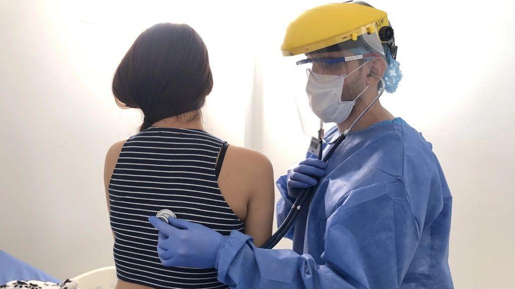 Sanidad informa de 529 nuevos casos de coronavirus, 156 menos que ayer